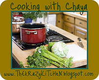 Cooking with Chaya
