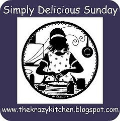 Simply Delicious Sunday Badge