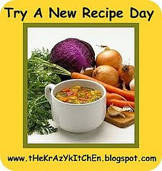Try A New Recipe Day 3
